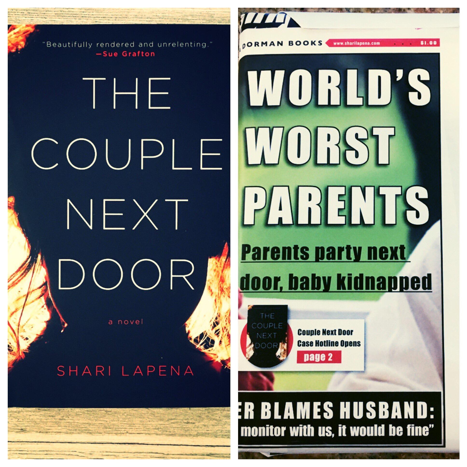 Review The Couple Next Door By Shari Lapena Novelgossip