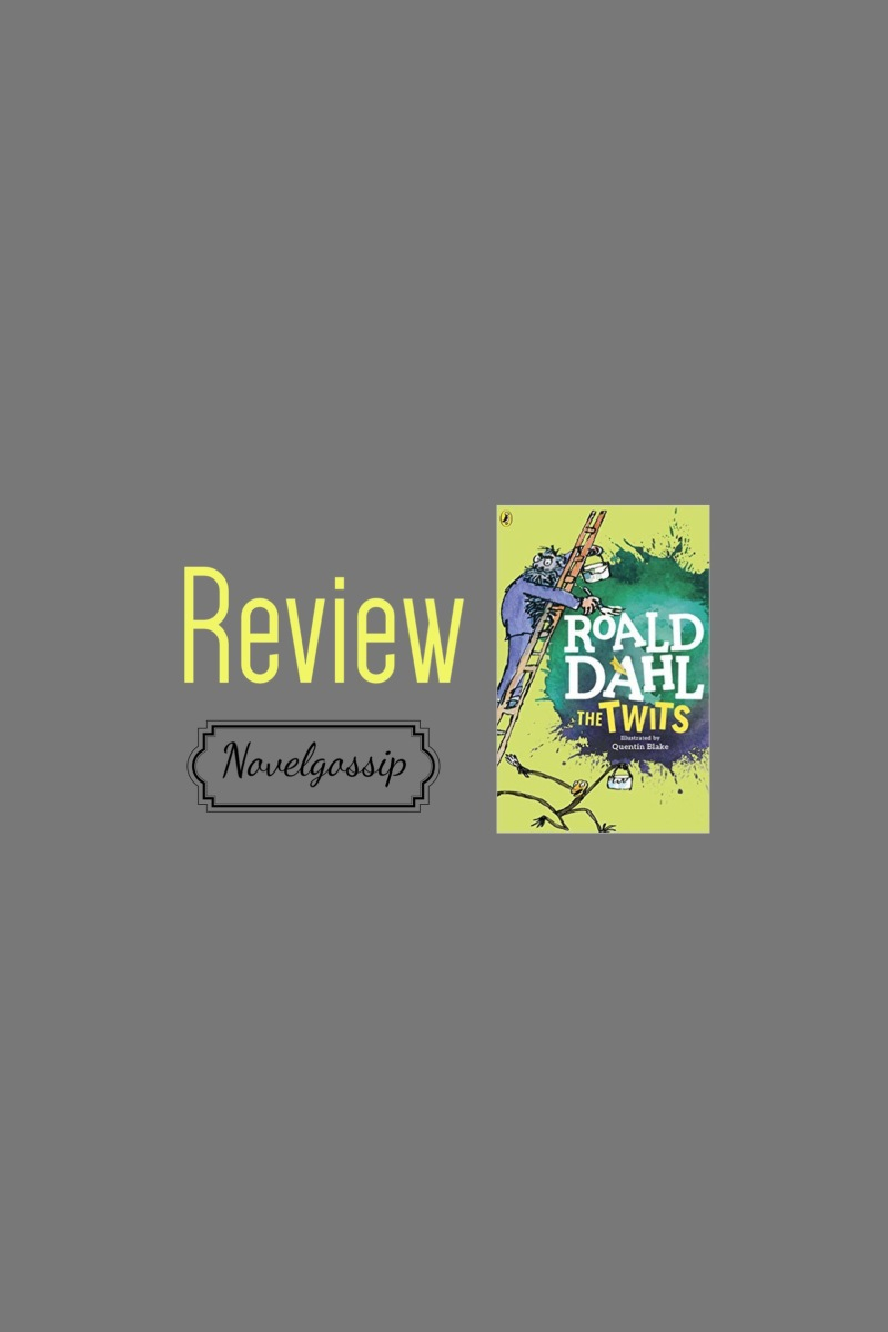 book review roald dahl twits