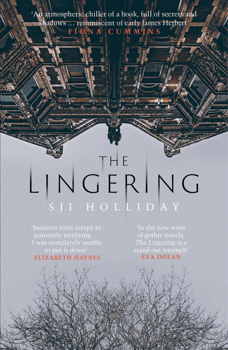 Review: The Lingering by SJI Holliday @SJIHolliday @OrendaBooks #TheLingering